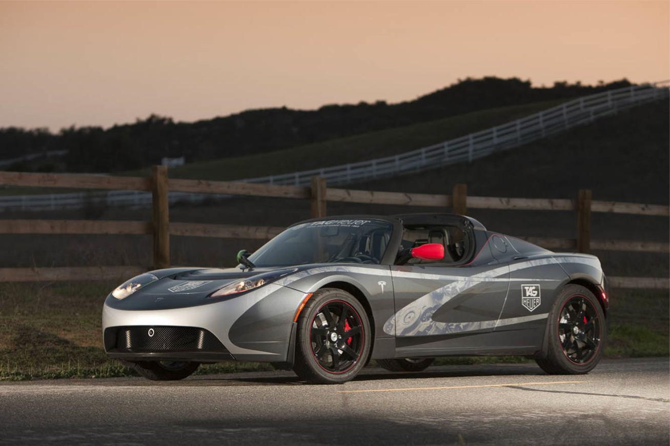 Les nouvelles photos de : Roadster-TAG-Heuer