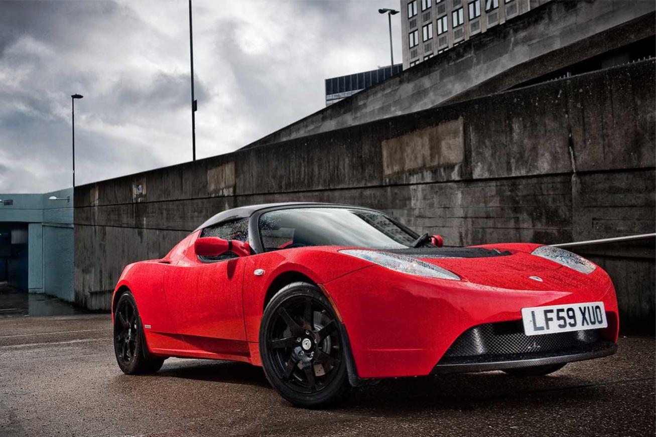 Les nouvelles photos de : Roadster
