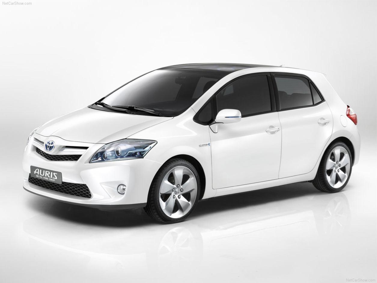 Les nouvelles photos de : Auris-HSD-Full-Hybrid-Concept