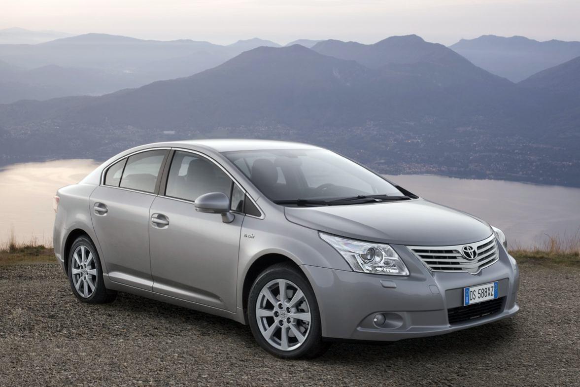 Les nouvelles photos de : Avensis-2009