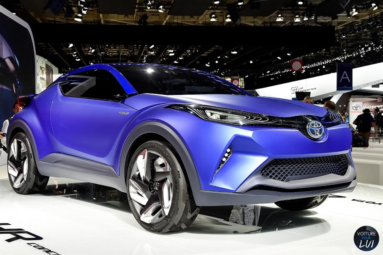 Nouvelle photo : ToyotaC-HR-Mondial-2014