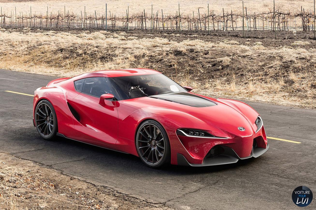 Nouvelle photo : ToyotaFT1-Concept