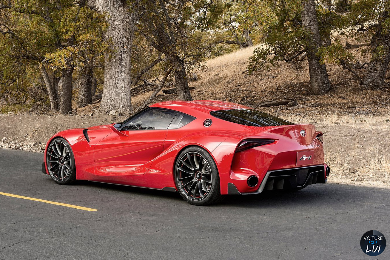 toyota concept ft1 toyota ft 1 concept heralds a more