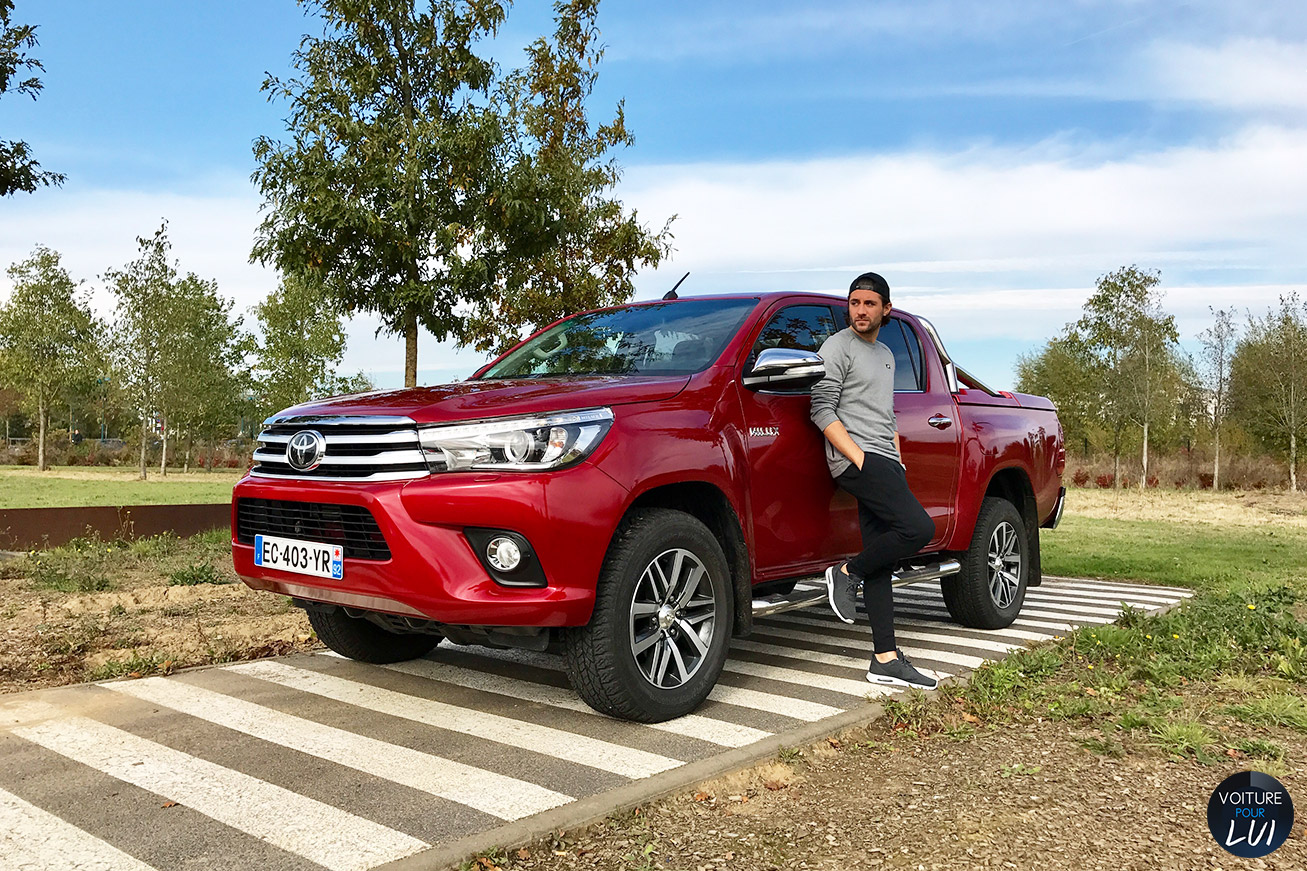Nouvelle photo :Toyota Hilux-2016