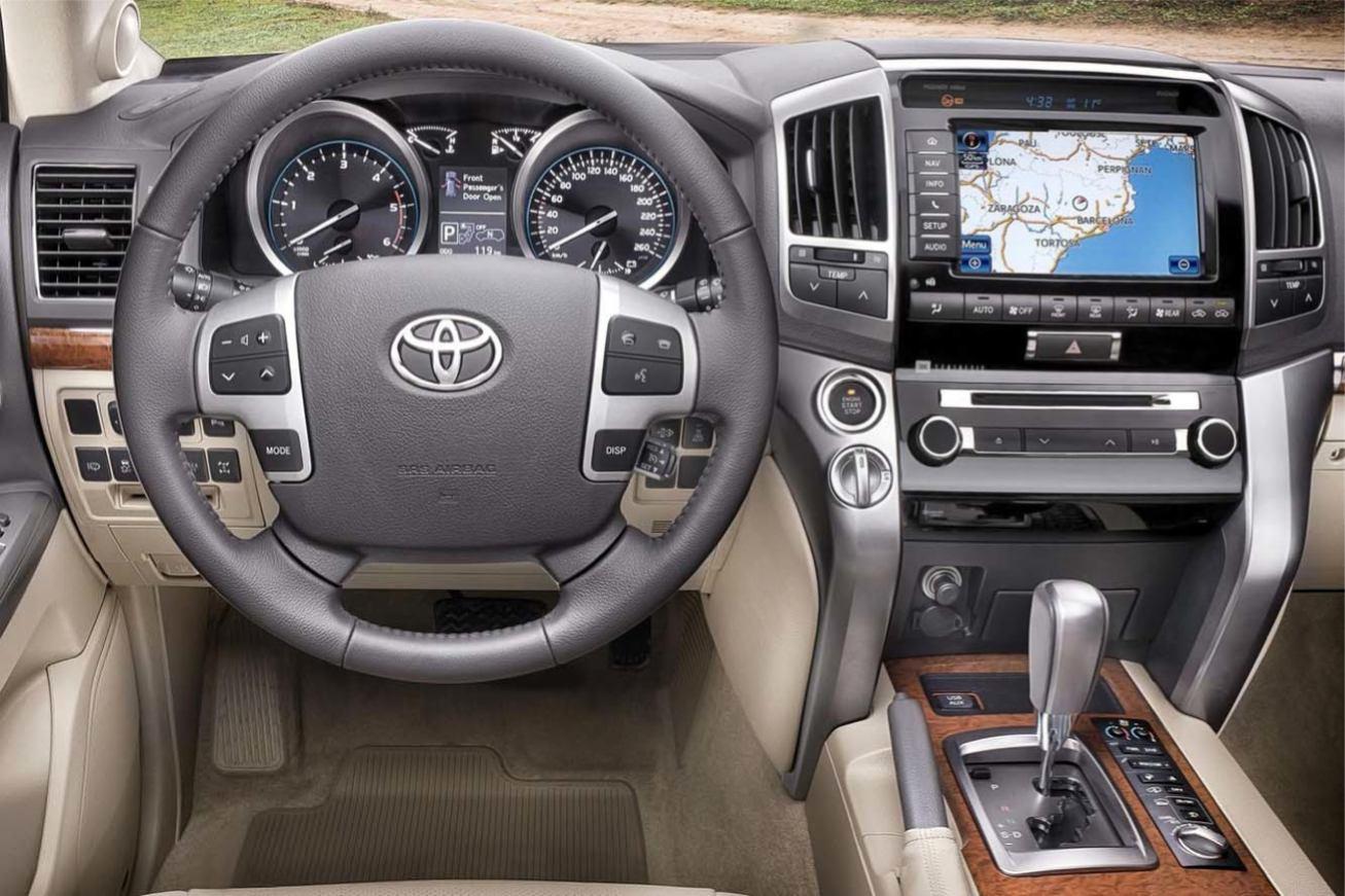 Toyota Land Cruiser SW V8