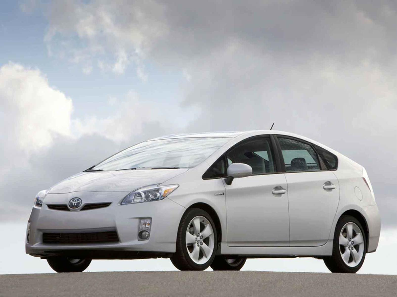 Les nouvelles photos de : Prius-2010