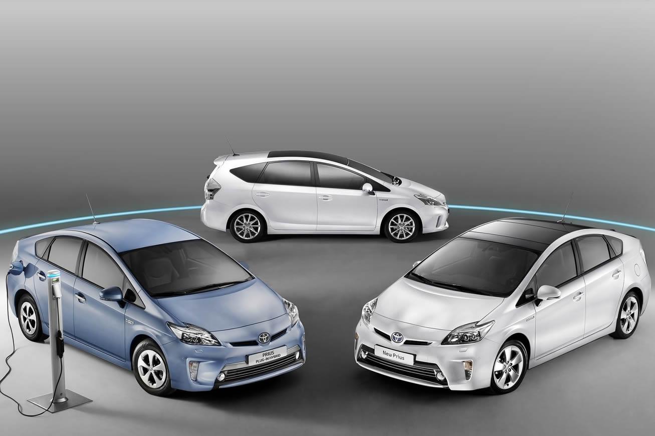 Les nouvelles photos de : Prius-Hybride-2014