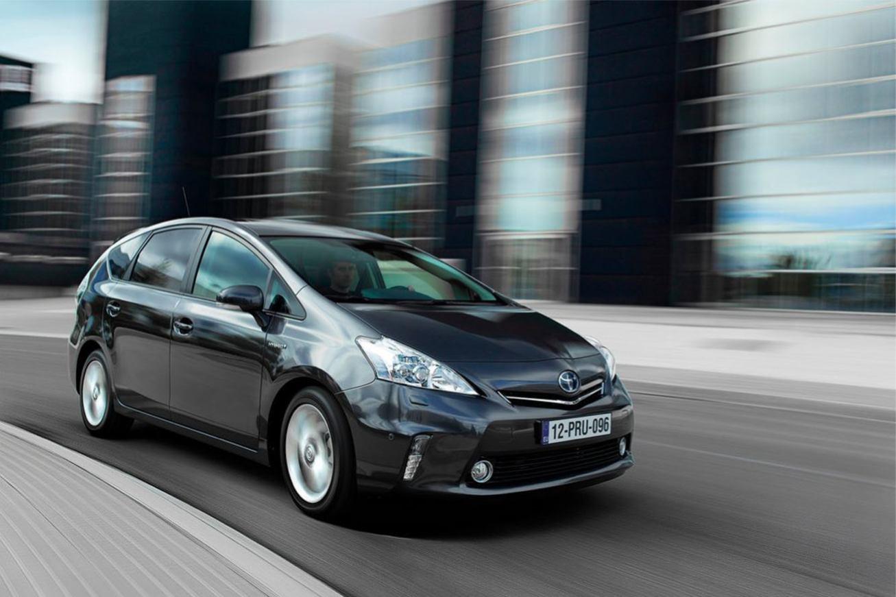 Les nouvelles photos de : Prius-Plus