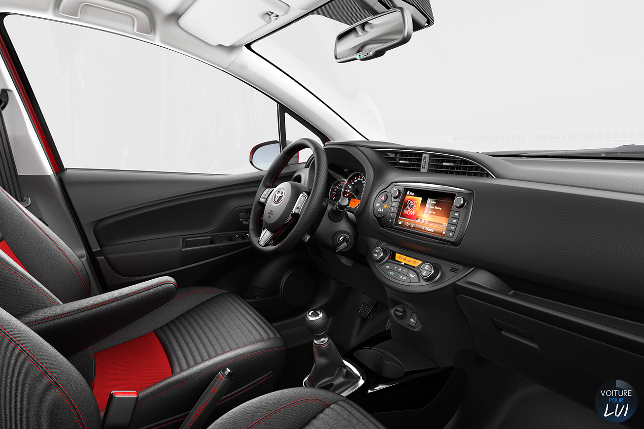 photos toyota yaris 2014 2014 numero 23. Black Bedroom Furniture Sets. Home Design Ideas
