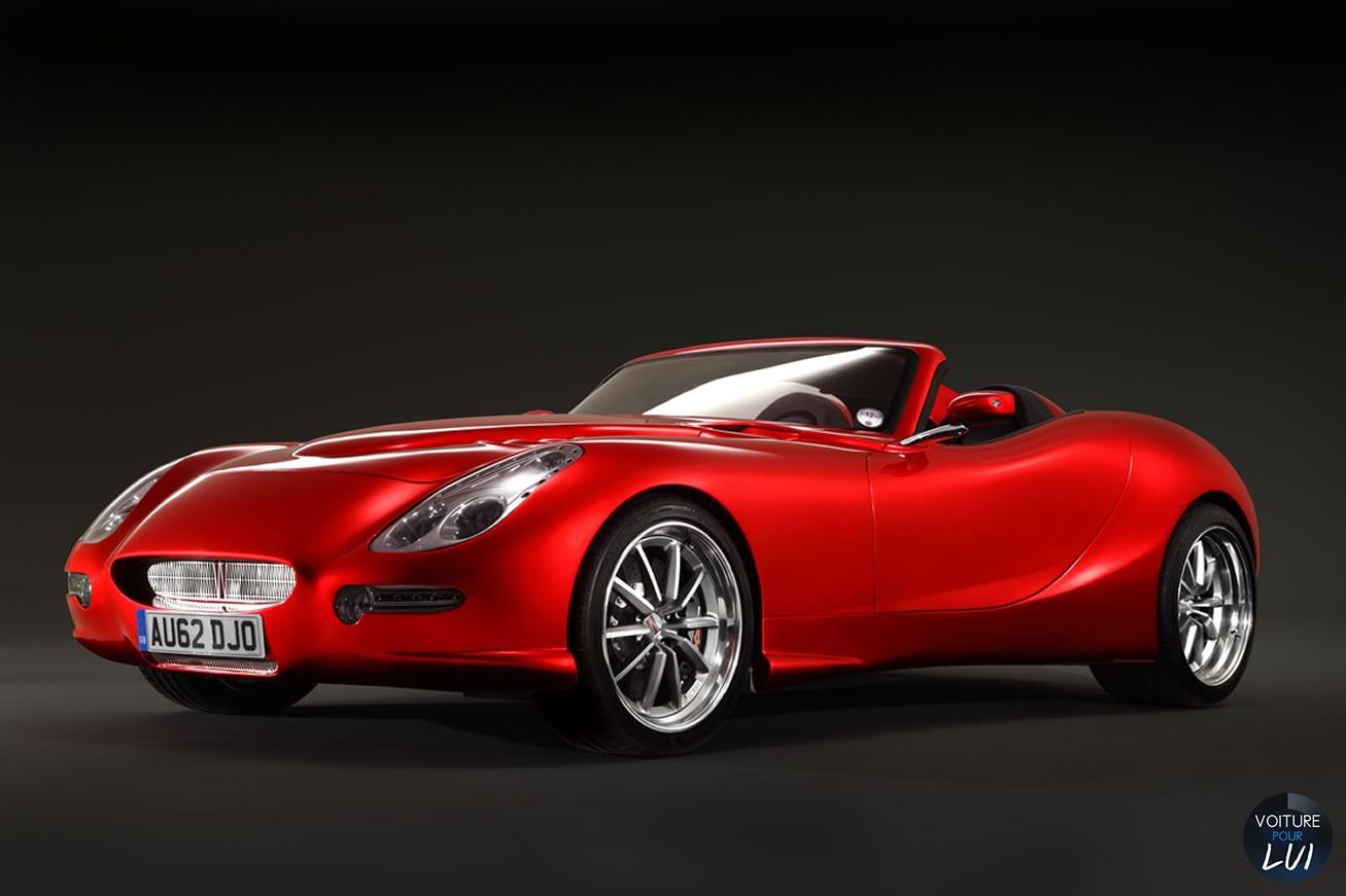 Les nouvelles photos de : Iceni-Sports-Car