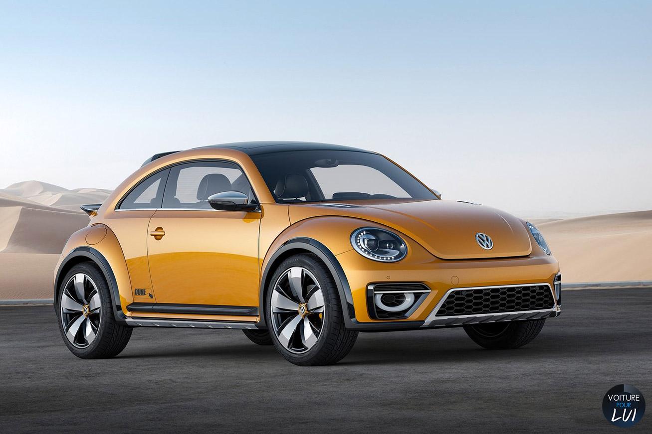 Les nouvelles photos de : Beetle-Dune-Concept