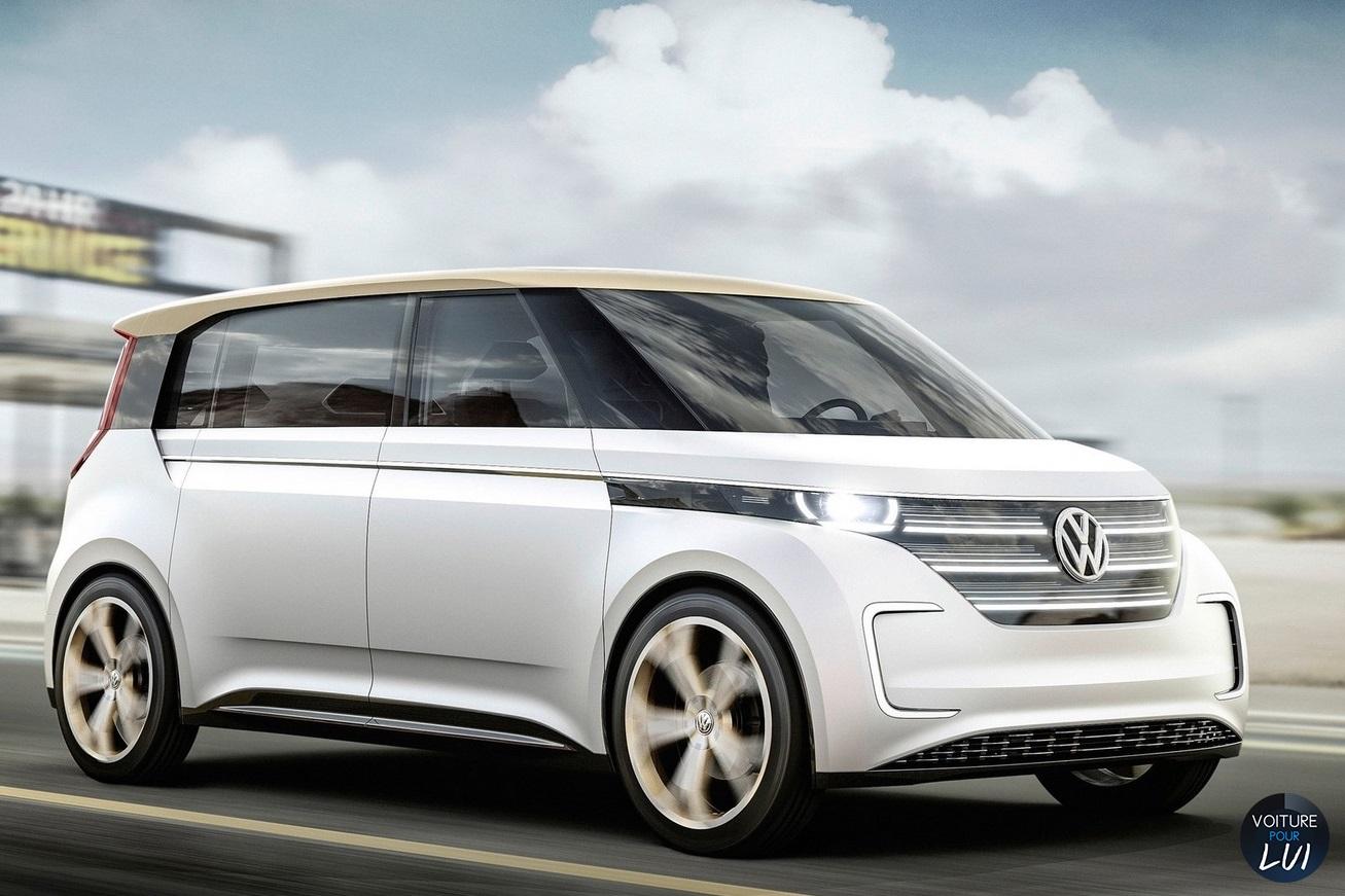 Nouvelle photo : VolkswagenBudd-e-Concept-2016