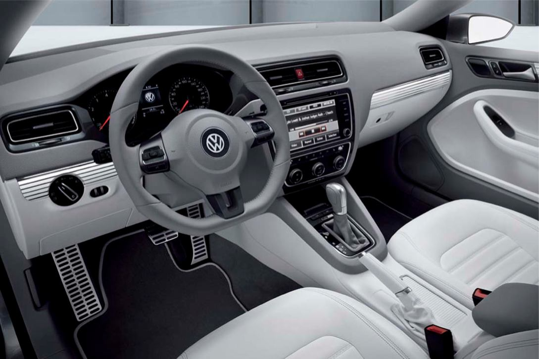 Volkswagen Compact Coupe Concept