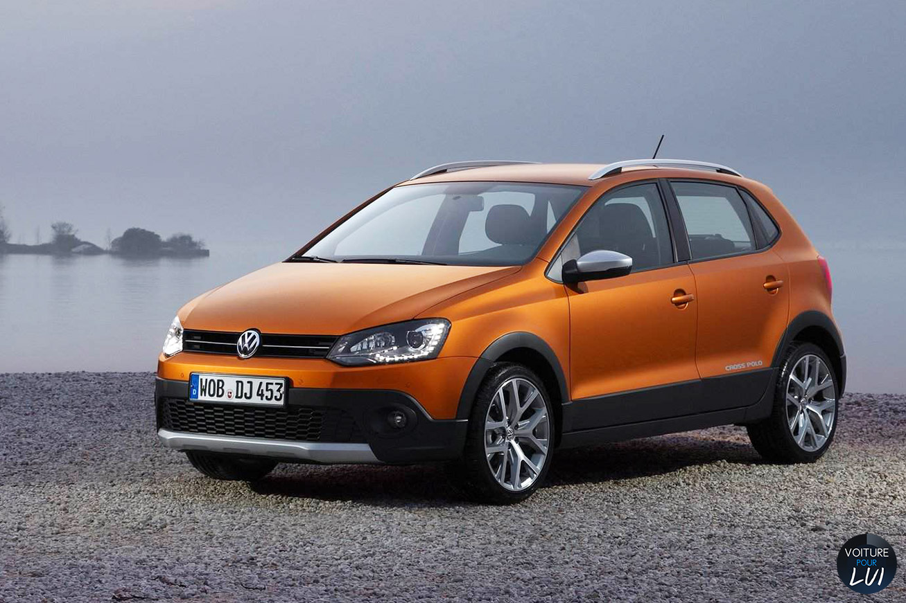 Nouvelle photo : VolkswagenCross-Polo-2014