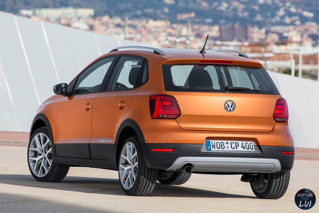 photos volkswagen cross polo 2014 2014 numero 10. Black Bedroom Furniture Sets. Home Design Ideas