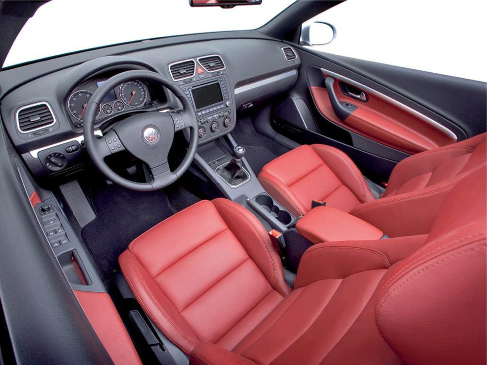 Photos Volkswagen Eos 2007 numero 32