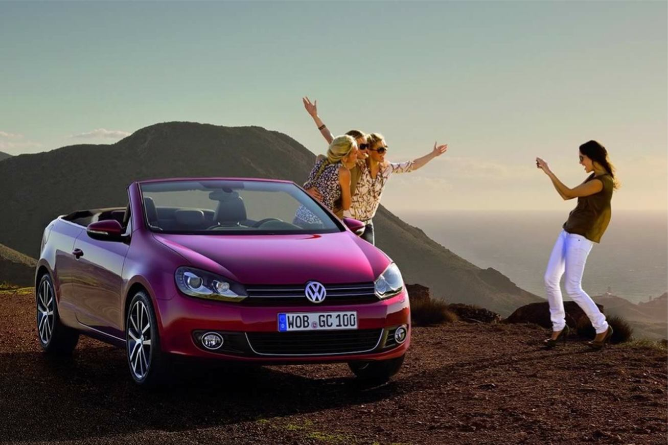 Volkswagen Golf Cabriolet 2011