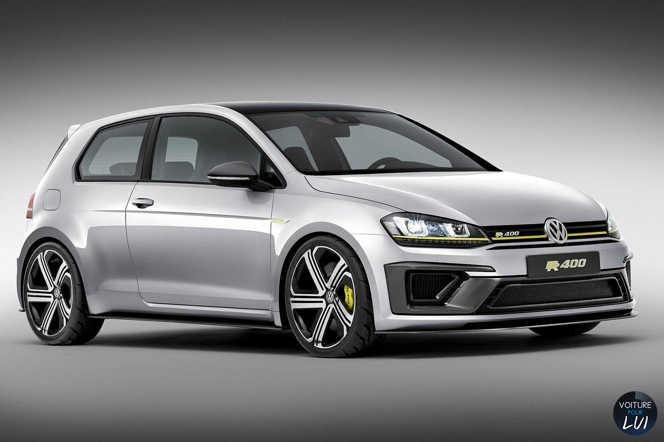 Nouvelle photo : VolkswagenGolf-R-400-Concept