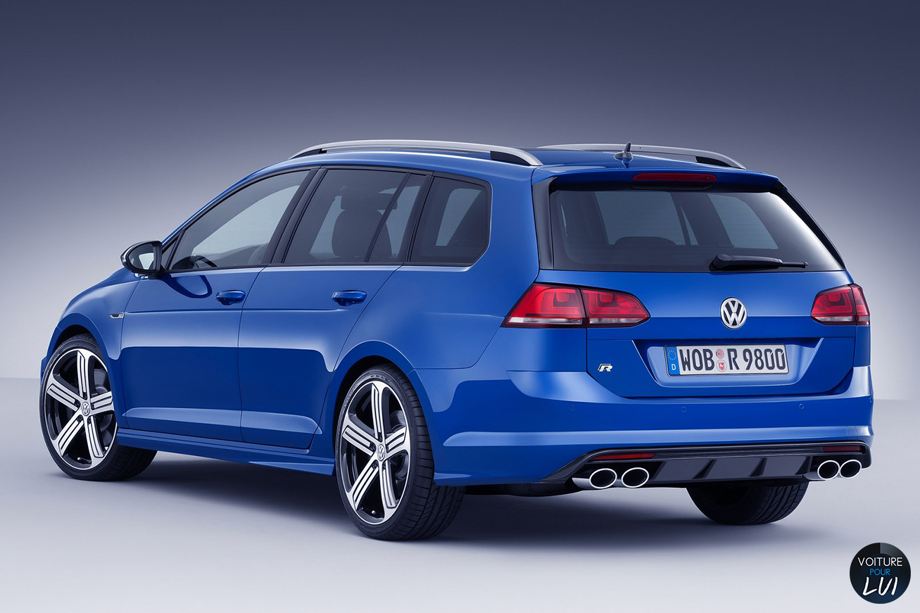 photos volkswagen golf r sw 2015 numero 10. Black Bedroom Furniture Sets. Home Design Ideas