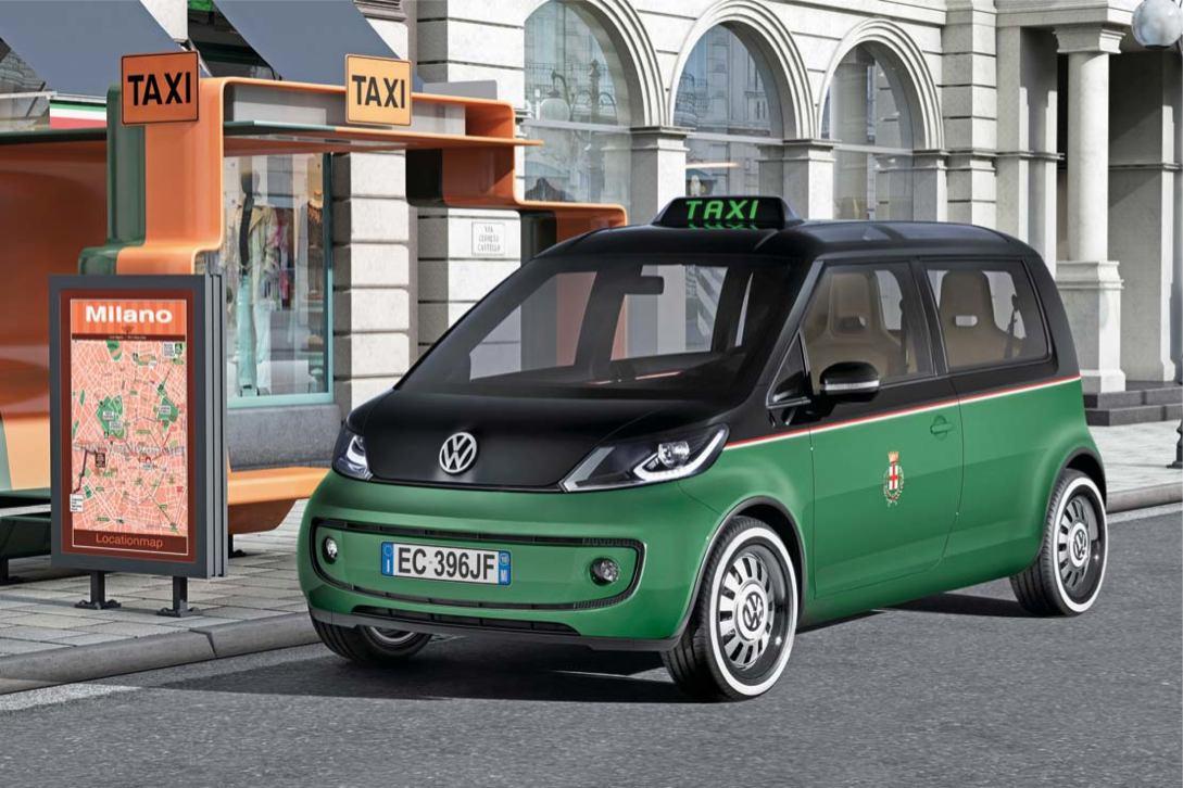 Les nouvelles photos de : Milano-Taxi