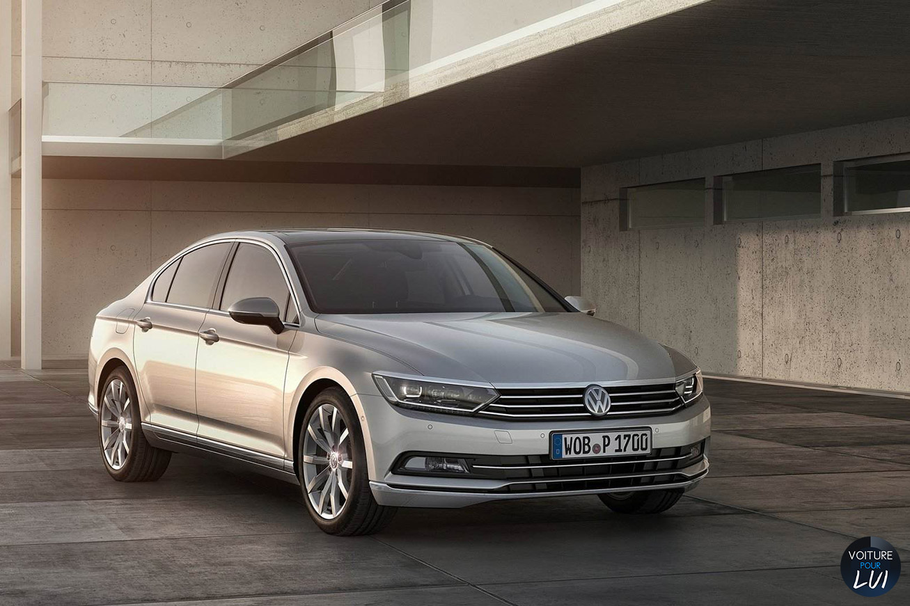 Nouvelle photo : VolkswagenPassat-2015