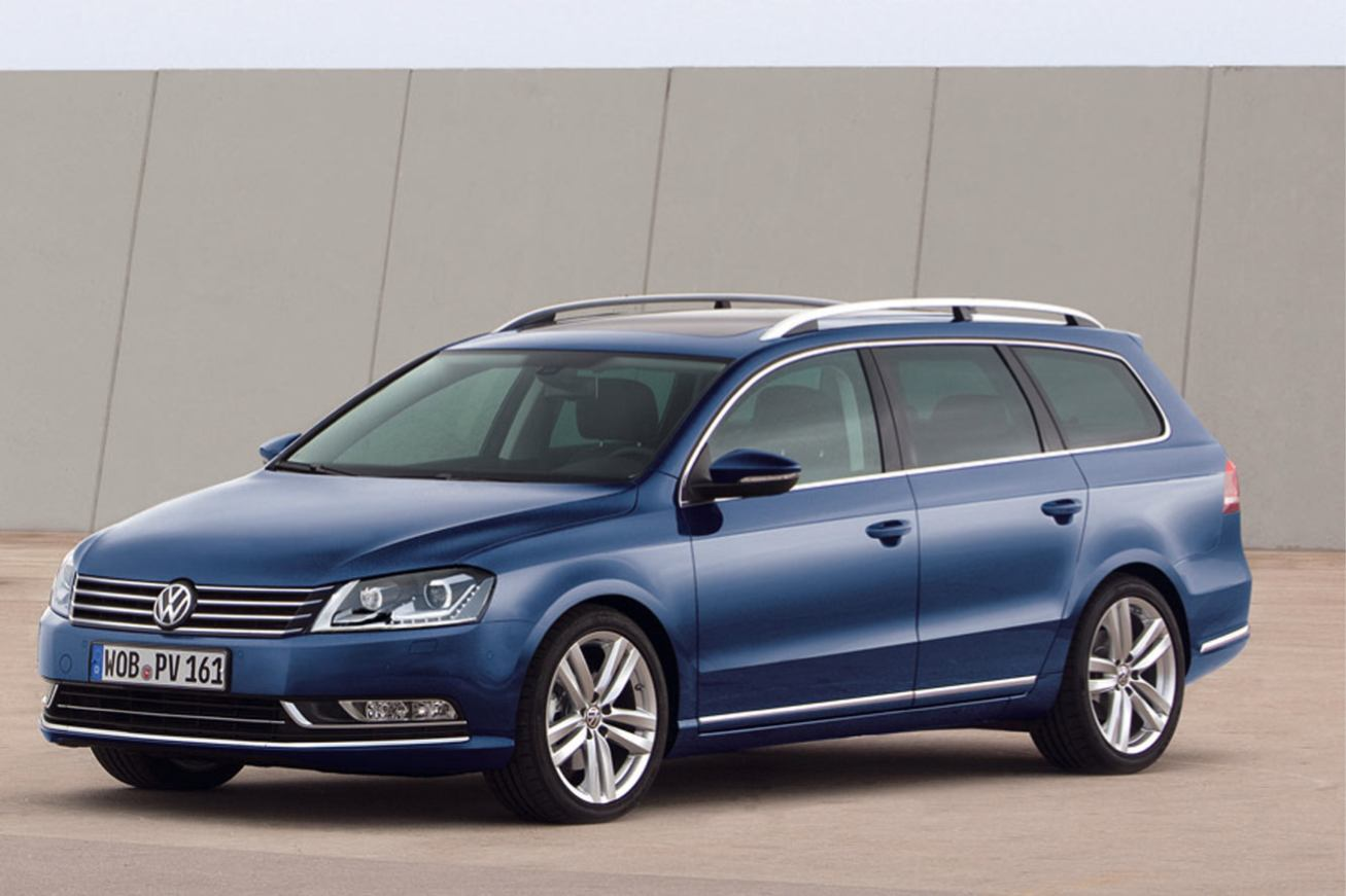 Volkswagen Passat-SW photo