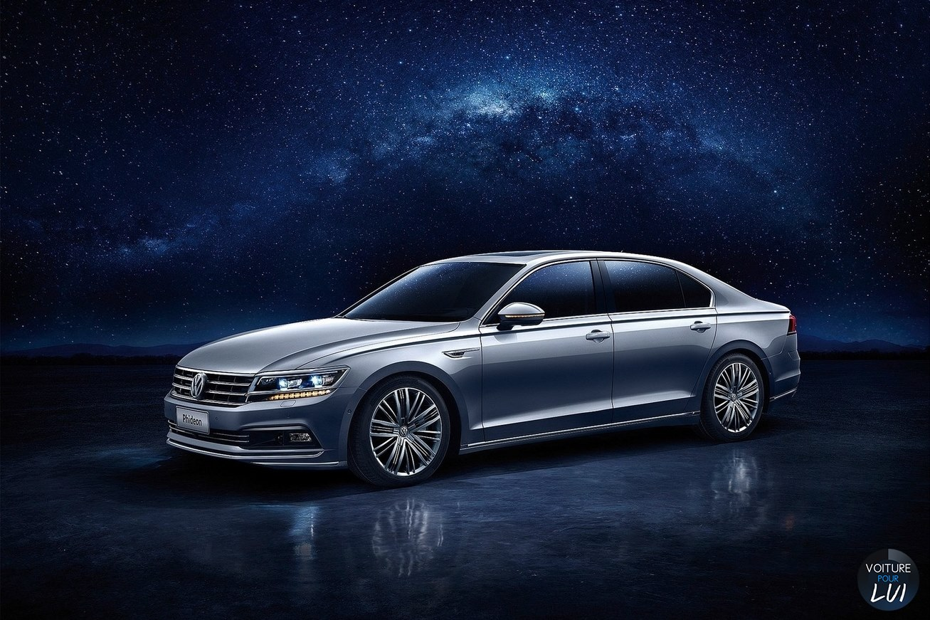 Nouvelle photo : VolkswagenPhideon-2017
