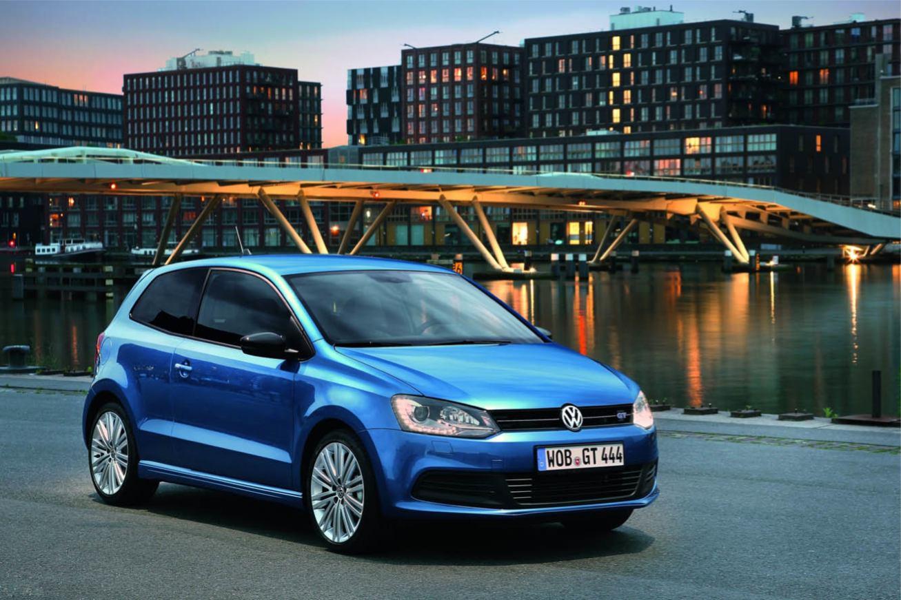 Les nouvelles photos de : Polo-Blue-GT-2013