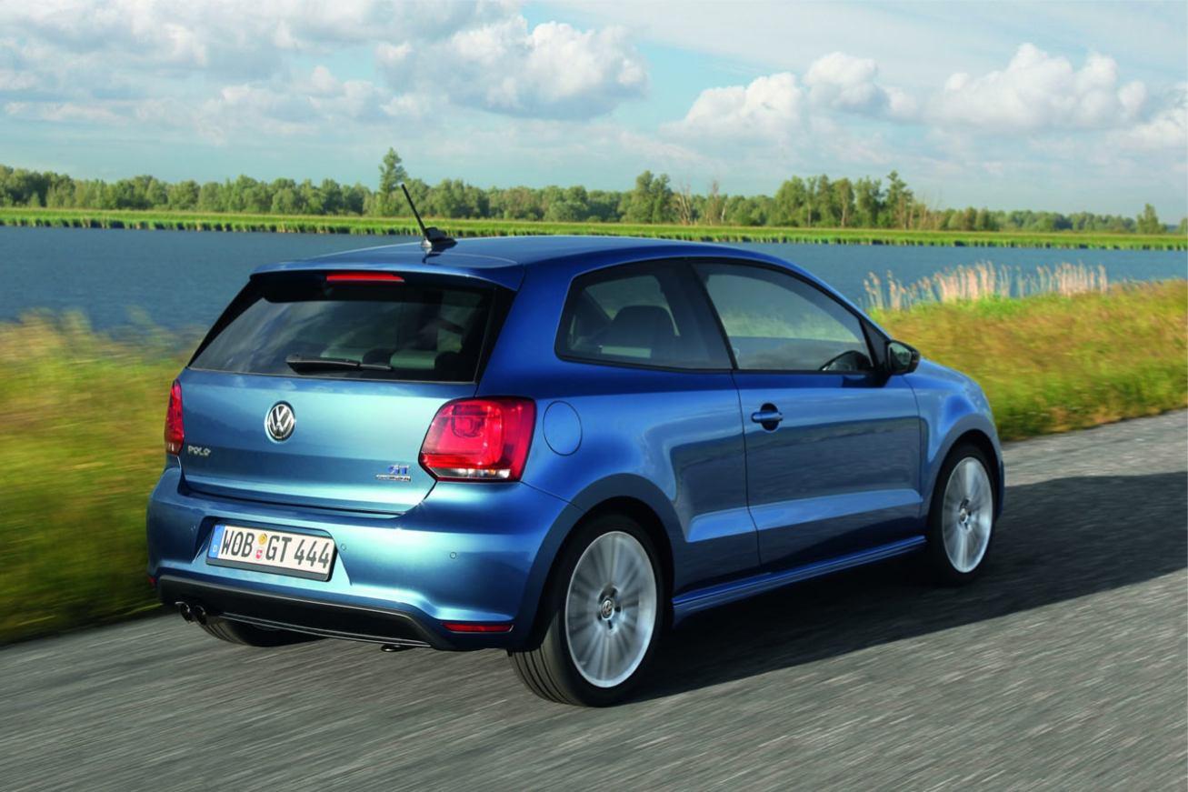 volkswagen polo blue gt 2013 2013 voiture pour lui. Black Bedroom Furniture Sets. Home Design Ideas