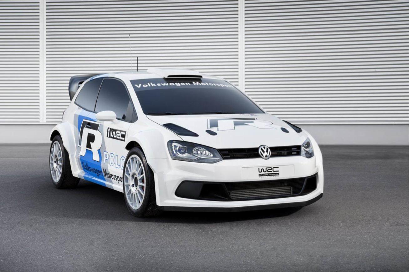 Les nouvelles photos de : Polo-R-WRC