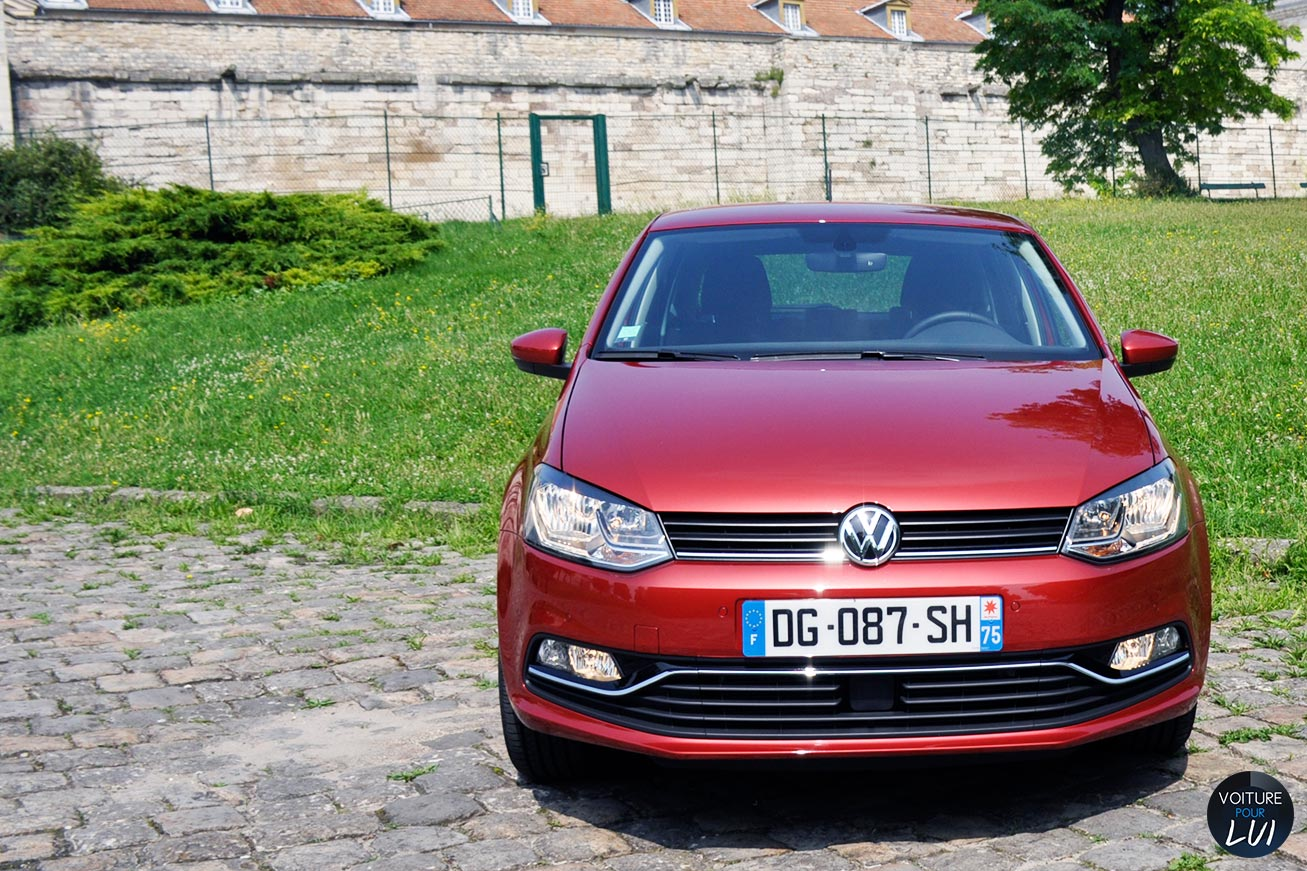 photos volkswagen polo sportline 1 2 tsi 90 2014 numero 12. Black Bedroom Furniture Sets. Home Design Ideas