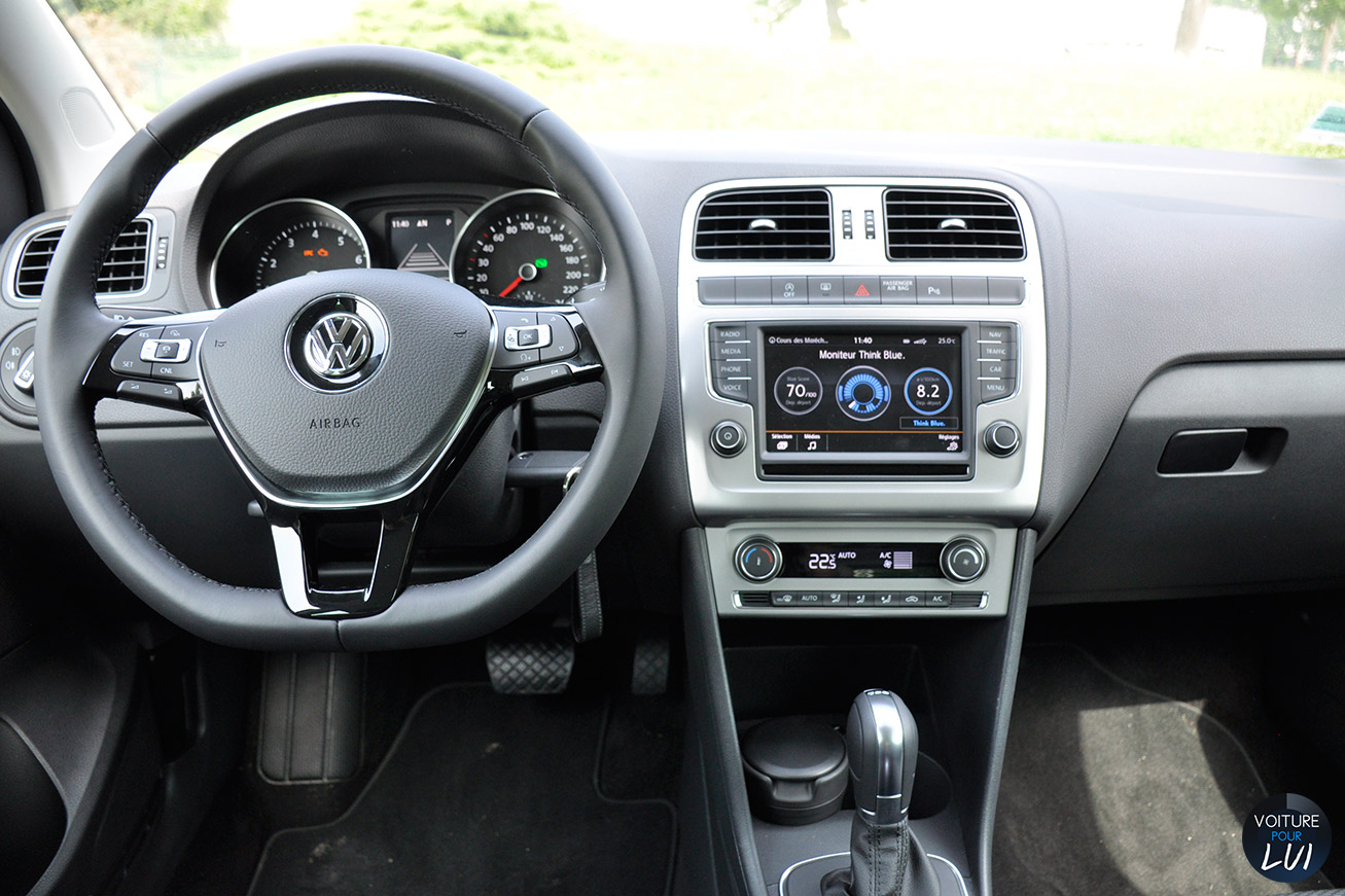 photos volkswagen polo sportline 1 2 tsi 90 2014 numero 16. Black Bedroom Furniture Sets. Home Design Ideas