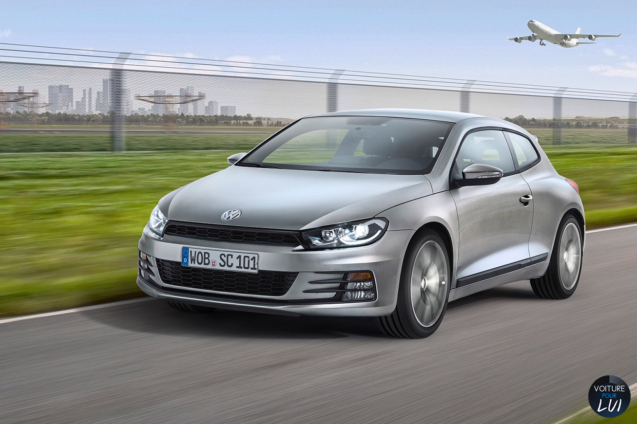 Nouvelle photo : VolkswagenScirocco-2015