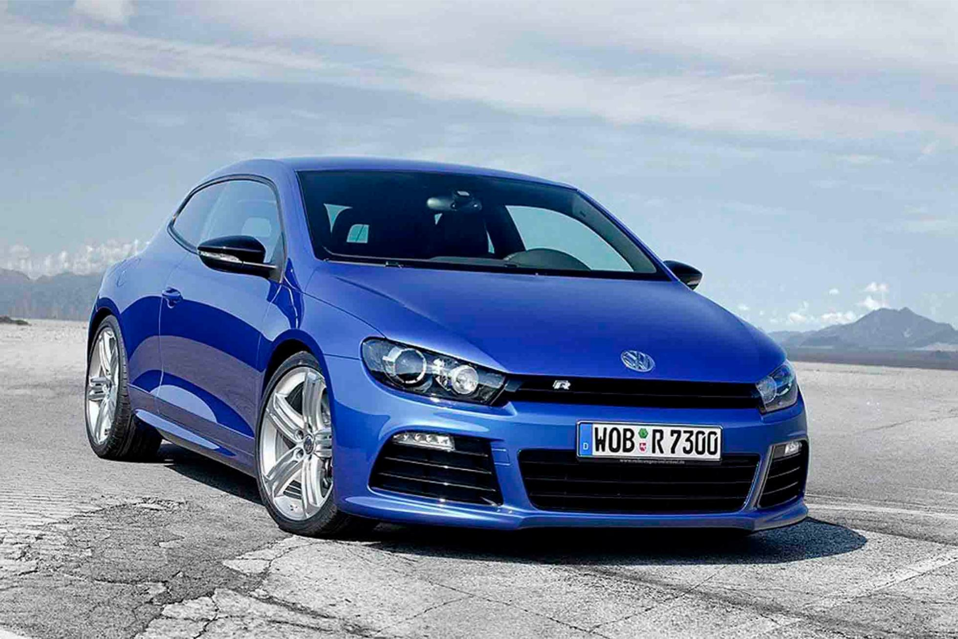 Nouvelle photo : VolkswagenScirocco-R