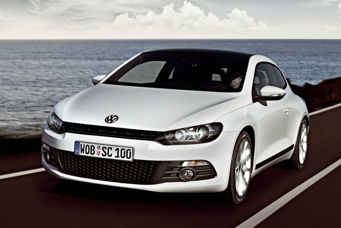 Volkswagen Scirocco photo