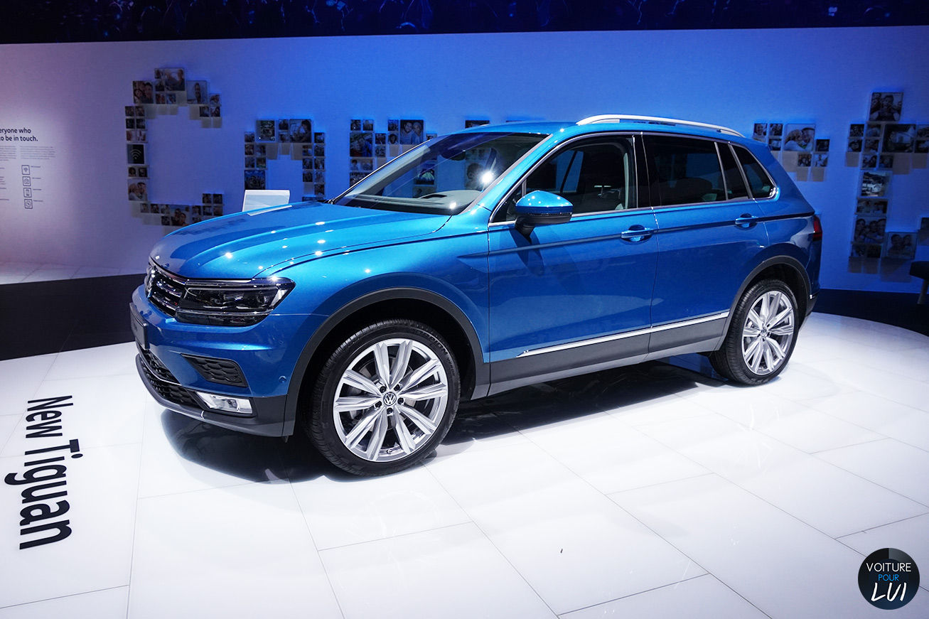 voiture volkswagen tiguan voiture tiguan grise de volkswagen photo stock ditorial voiture. Black Bedroom Furniture Sets. Home Design Ideas