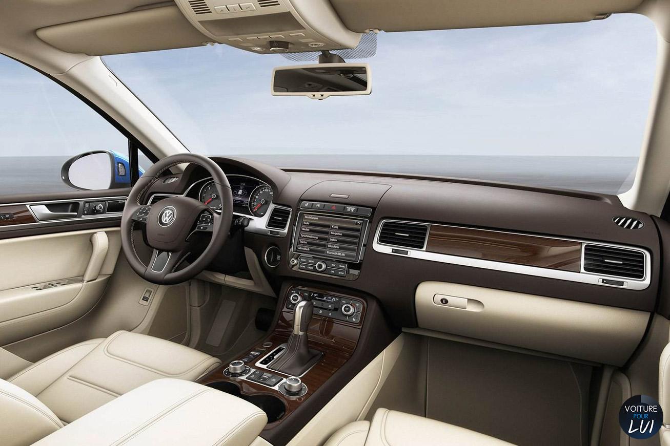 Nuevo Touareg 2018 Interior >> Volkswagen Touareg-2014 4x4 photo