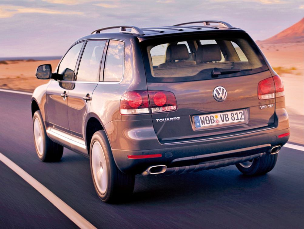 volkswagen touareg 3 0 v6 tdi 204 2014 fiche technique. Black Bedroom Furniture Sets. Home Design Ideas