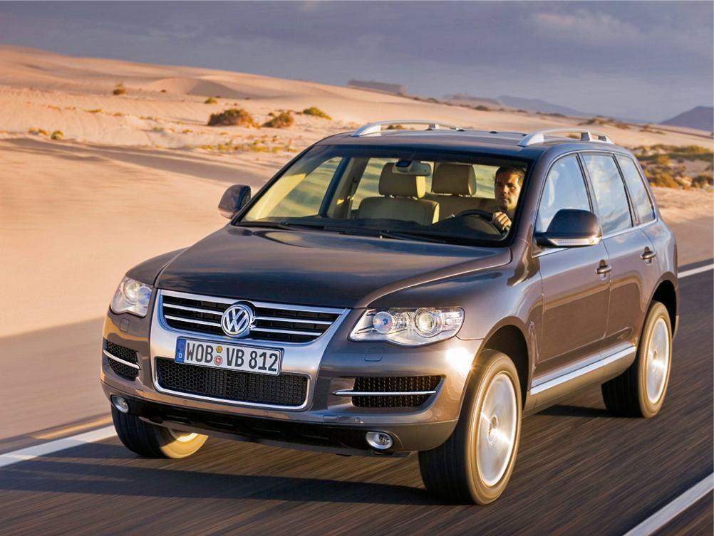 Volkswagen Touareg photo