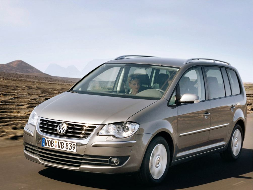 Volkswagen Touran photo