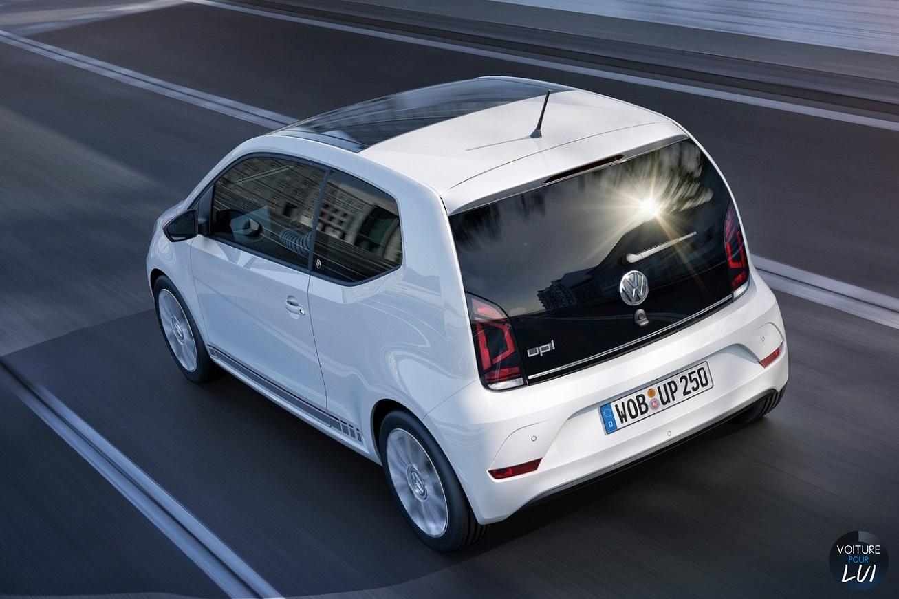 Volkswagen Up 2017