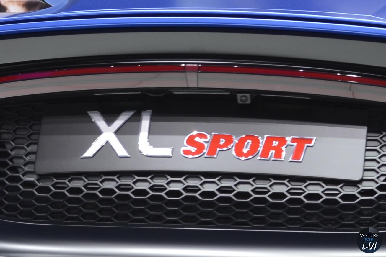 Volkswagen  XL SPORT MONDIAL 2014    http://www.voiturepourlui.com/images/Volkswagen//Exterieur/Volkswagen_XL_Sport_Mondial_2014_006.jpg