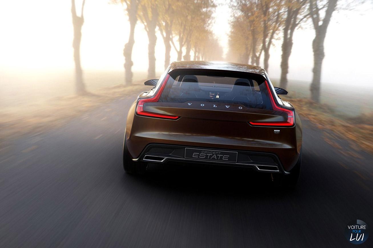 Volvo Estate Concept