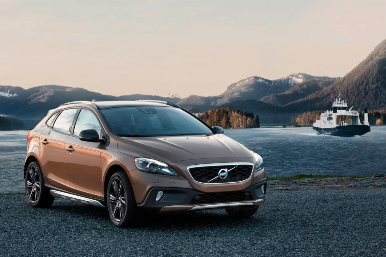 Les nouvelles photos de : V40-Cross-Country