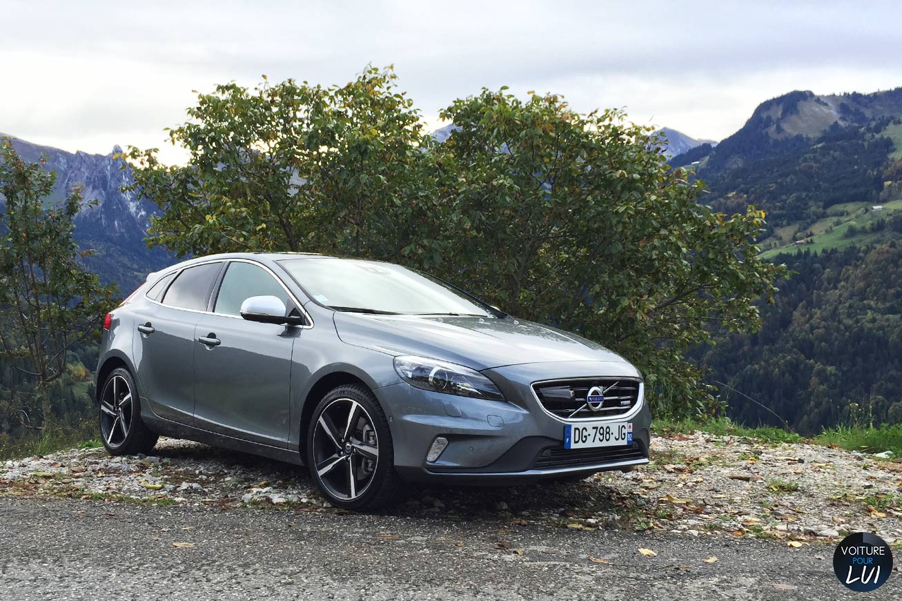 Nouvelle photo : VolvoV40-T5
