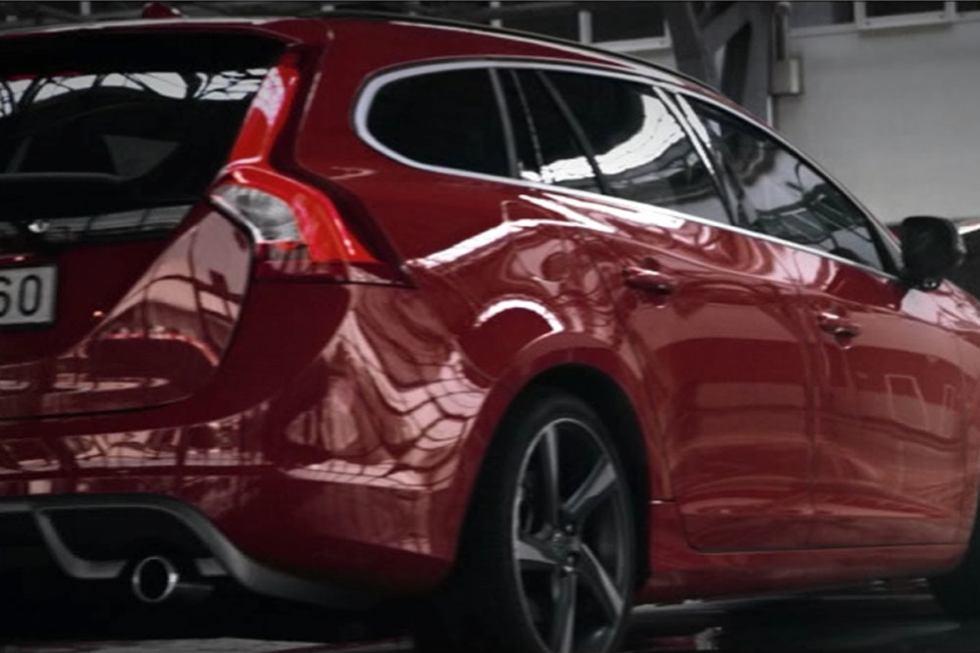 Volvo V60 R Design