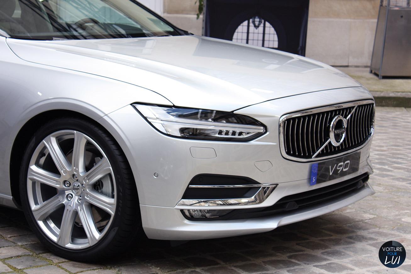 Volvo  V90 2016   Avant  http://www.voiturepourlui.com/images/Volvo//Exterieur/Volvo_V90_2016_006_avant.jpg