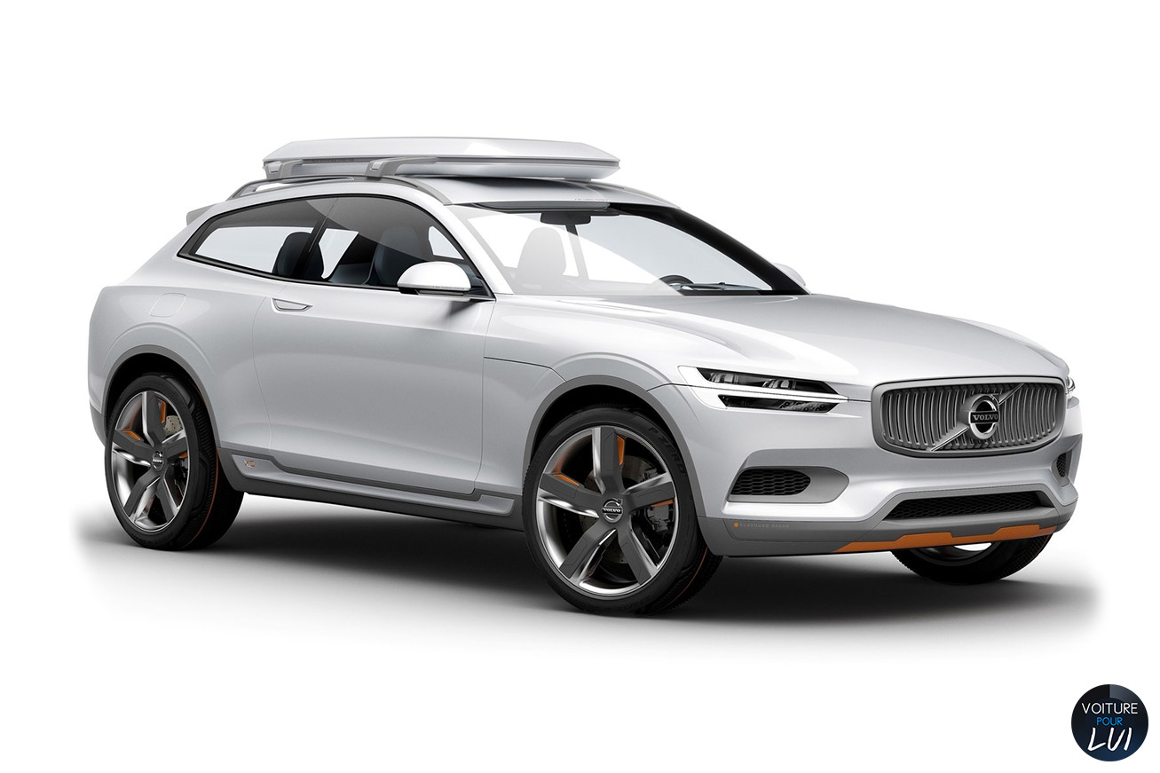 Les nouvelles photos de : XC-Coupe-Concept