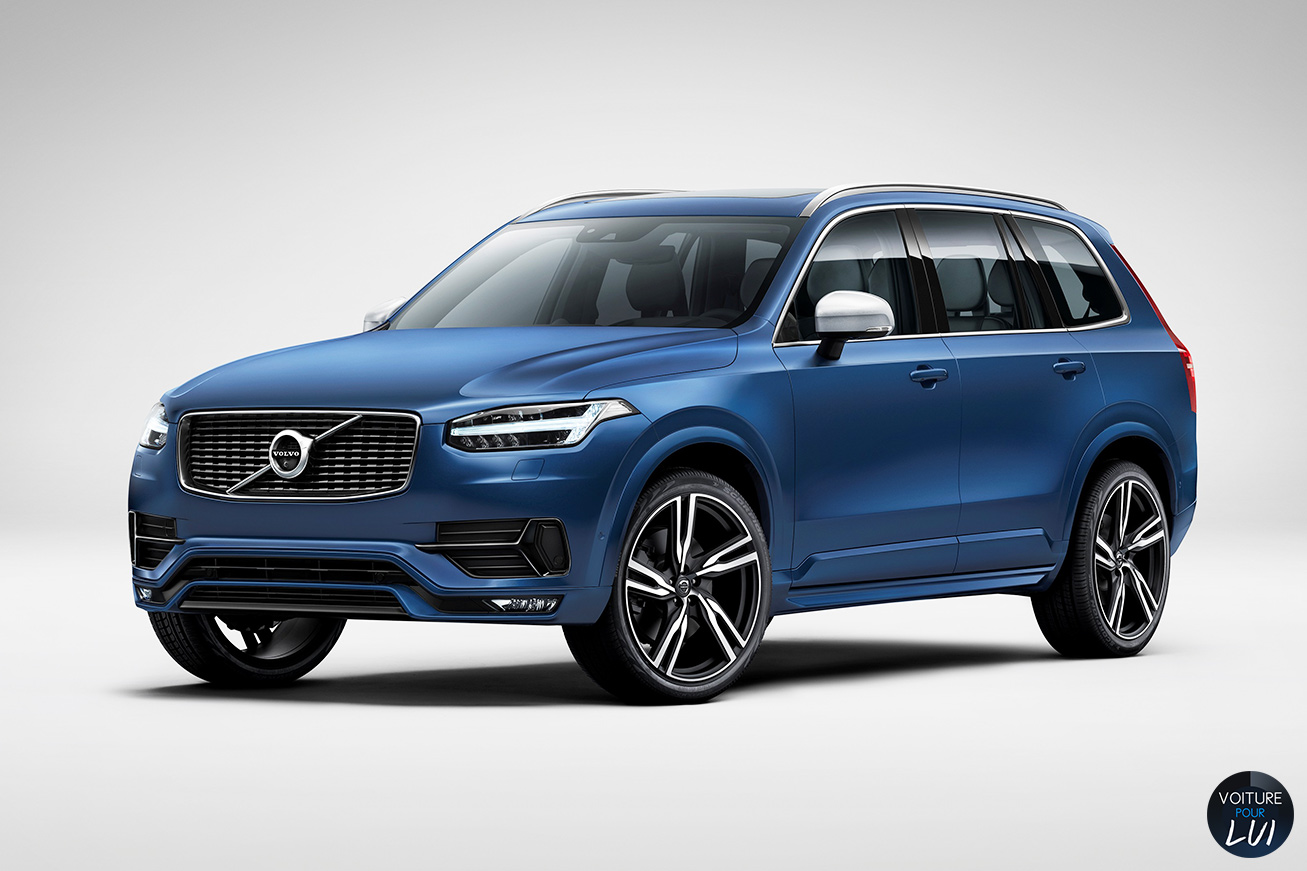 Nouvelle photo : VolvoXC90-R-Design