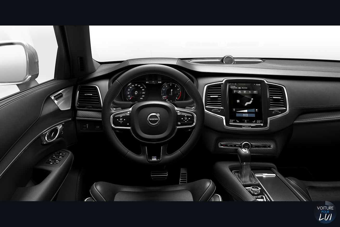 photos volvo xc90 r design 2015 numero 20
